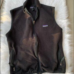 Vintage Patagonia black vest
